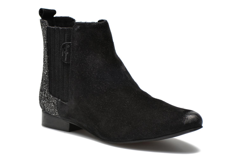 Bottines et boots Pepe jeans Redford Half Noir vue détail/paire