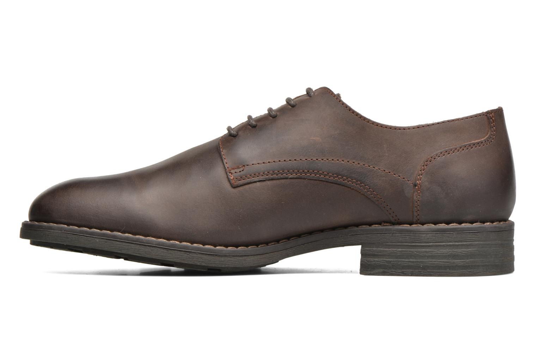 Chaussures à lacets Pikolinos PAMPLONA 03Q-4031 Marron vue face