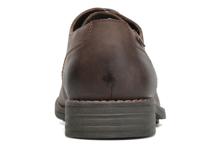 Chaussures à lacets Pikolinos PAMPLONA 03Q-4031 Marron vue droite