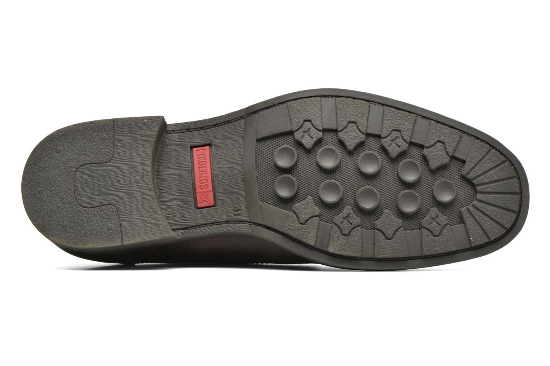 Chaussures à lacets Pikolinos PAMPLONA 03Q-4031 Marron vue haut