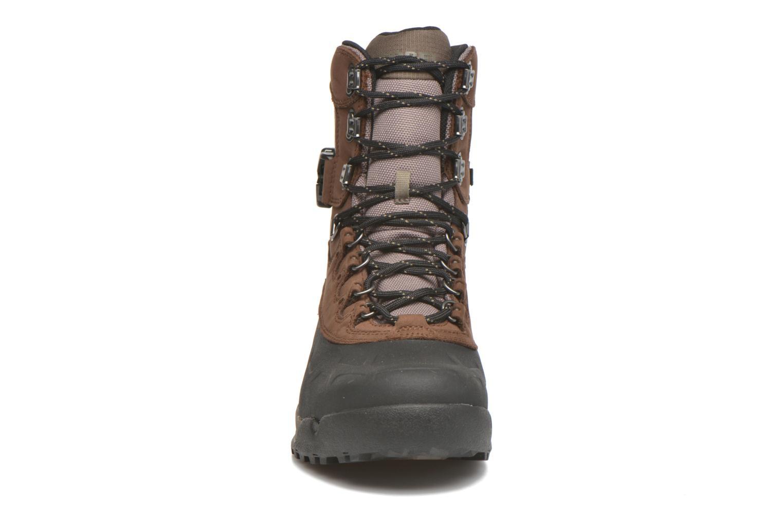 Bottines et boots Sorel Sorel Paxson Tall Waterproof Bordeaux vue portées chaussures