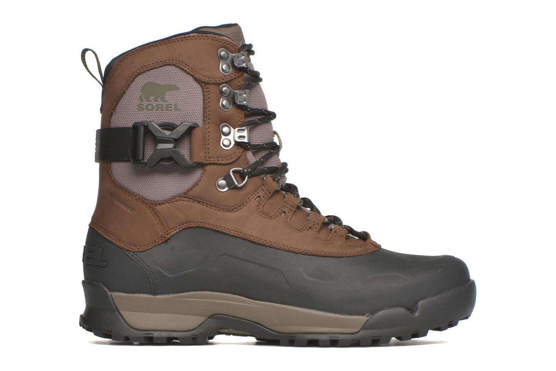 Bottines et boots Sorel Sorel Paxson Tall Waterproof Bordeaux vue derrière