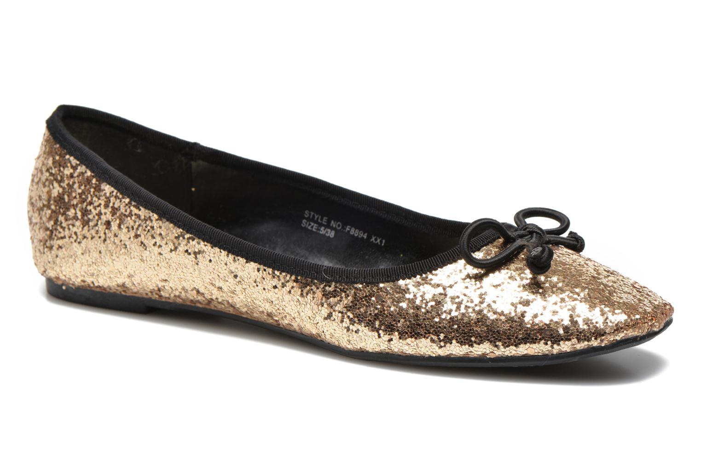 Sofia Gold glitter