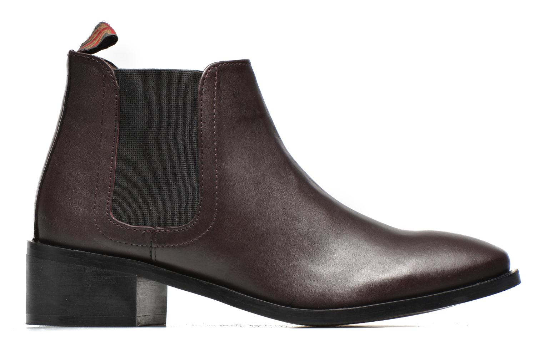 Bottines et boots Pepe jeans Angie Special Bordeaux vue derrière