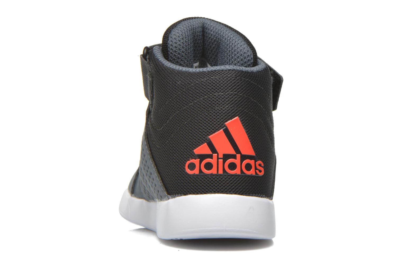 Baskets Adidas Performance Jan BS 2 mid I Gris vue droite