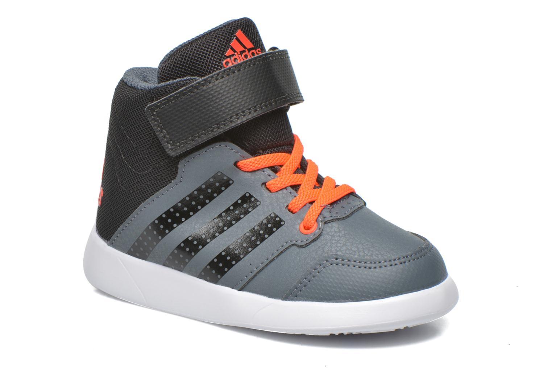 Baskets Adidas Performance Jan BS 2 mid I Gris vue détail/paire