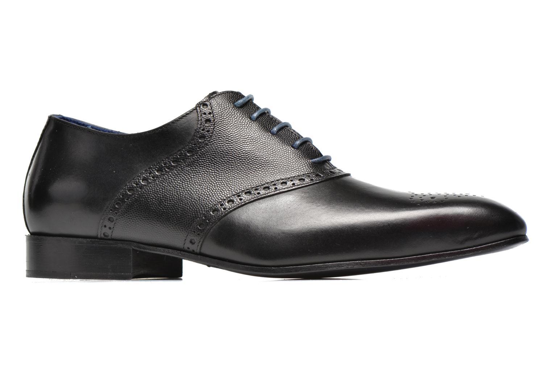Chaussures à lacets Marvin&Co Nagolfy Noir vue derrière
