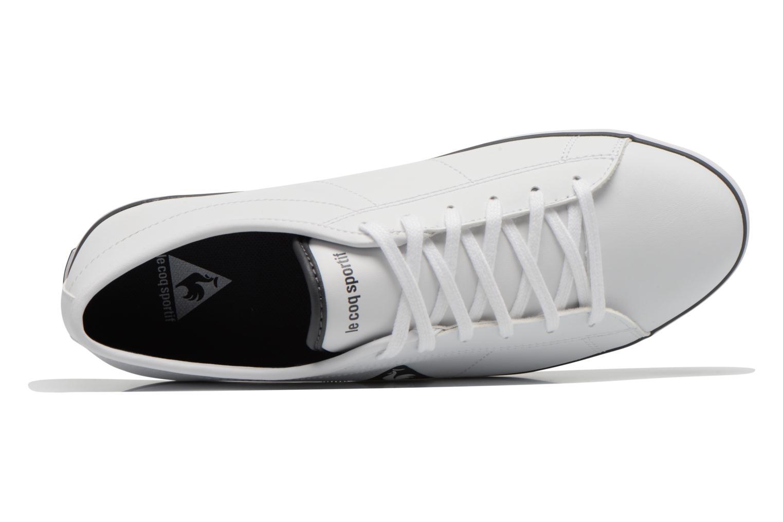 Sneaker Le Coq Sportif Slimset Syn Lea weiß ansicht von links