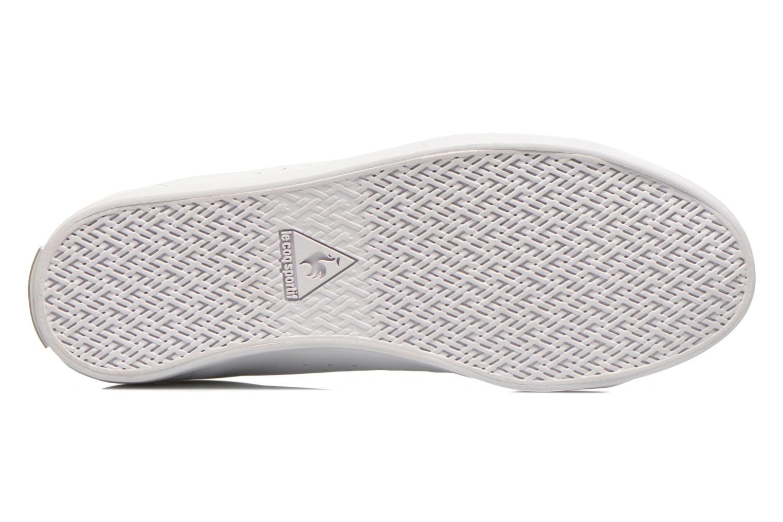 Sneakers Le Coq Sportif Agate Lo Syn Lea Wit boven