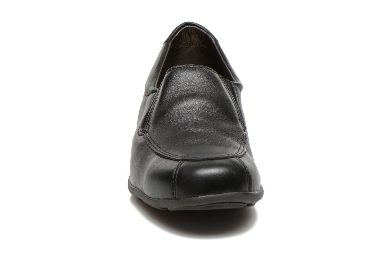 Mocassins UMO Confort Dany Noir vue portées chaussures
