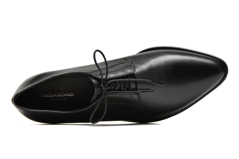 Snøresko Vagabond Shoemakers OLGA 4014-401 Sort se fra venstre