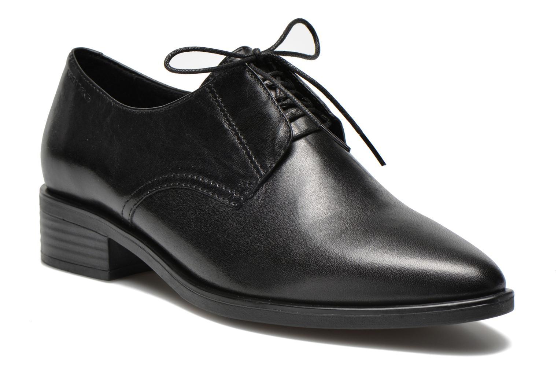 Snøresko Vagabond Shoemakers OLGA 4014-401 Sort detaljeret billede af skoene