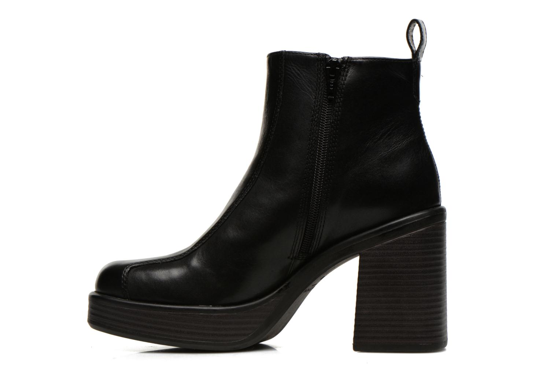 Ankelstøvler Vagabond Shoemakers TYRA 4032-101 Sort se forfra