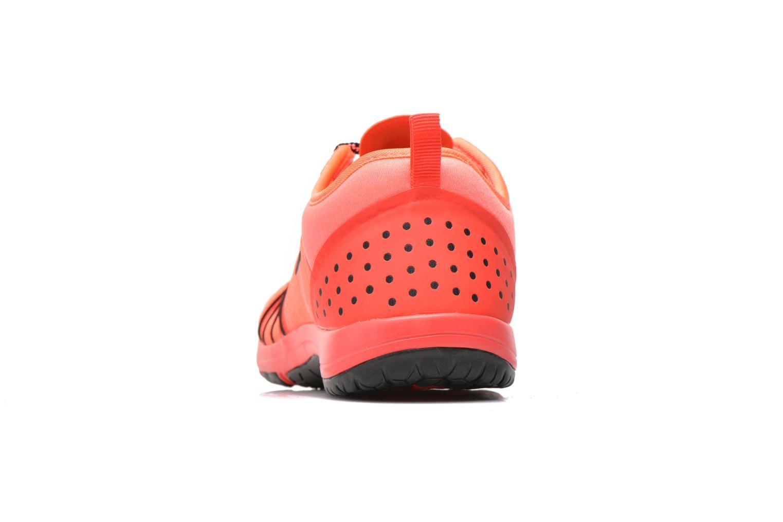 Chaussures de sport Nike Wmns Nike Free Cross Compete Orange vue droite