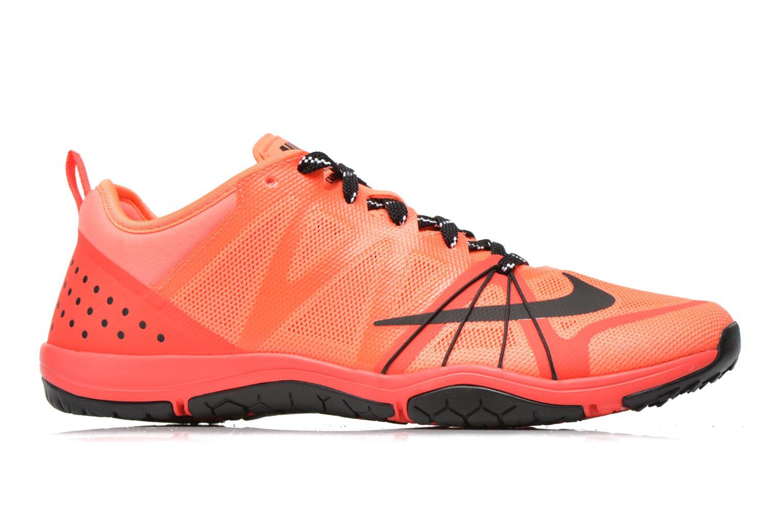 Chaussures de sport Nike Wmns Nike Free Cross Compete Orange vue derrière