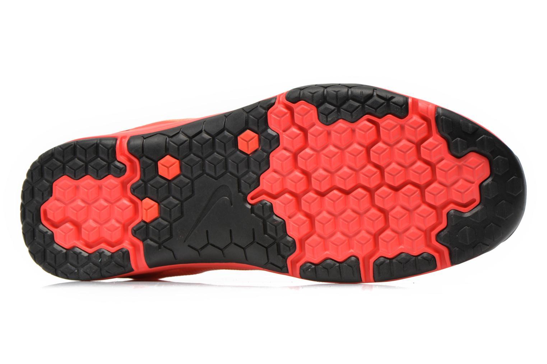 Chaussures de sport Nike Wmns Nike Free Cross Compete Orange vue haut