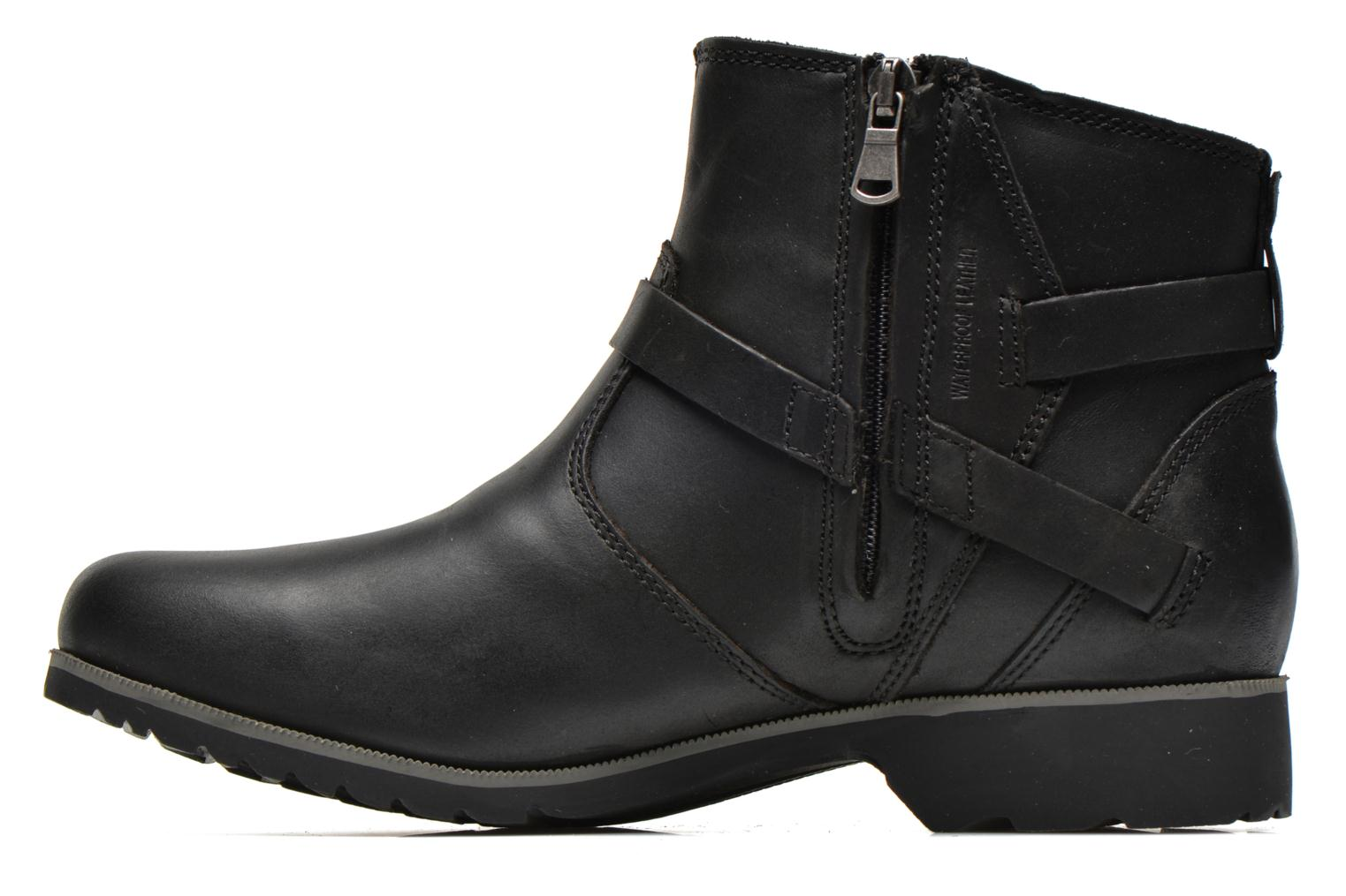 Delavina Ankle Black