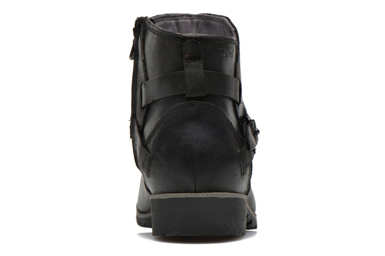 Stiefeletten & Boots Teva Delavina Ankle schwarz ansicht von rechts