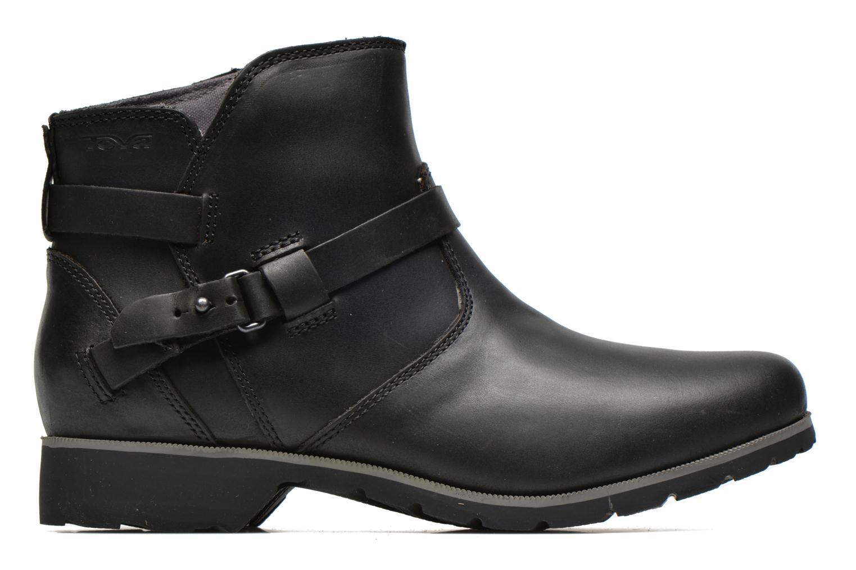 Bottines et boots Teva Delavina Ankle Noir vue derrière