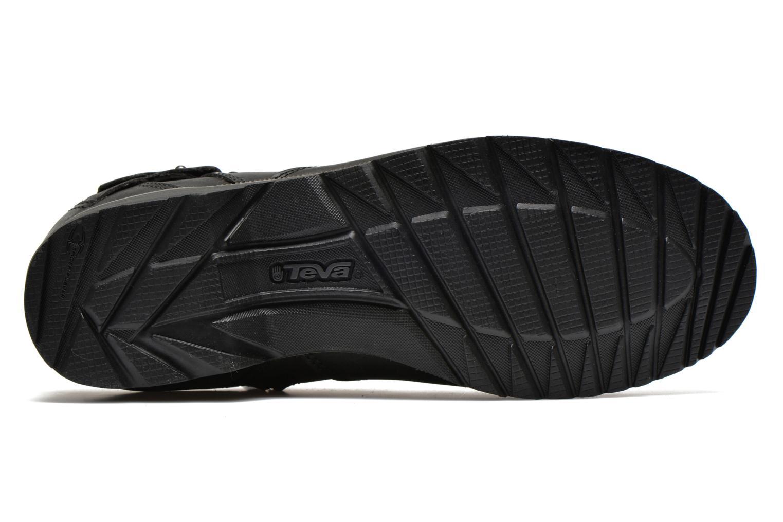 Stiefeletten & Boots Teva Delavina Ankle schwarz ansicht von oben