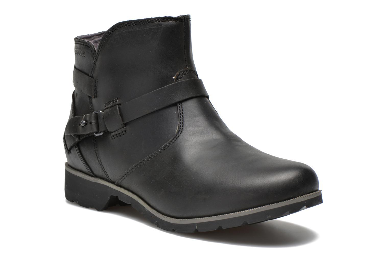 Teva Delavina Ankle (Noir) - Bottines et boots chez Sarenza (230964)