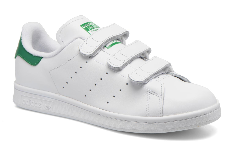 Baskets Adidas Originals Stan Smith Cf Blanc vue détail/paire