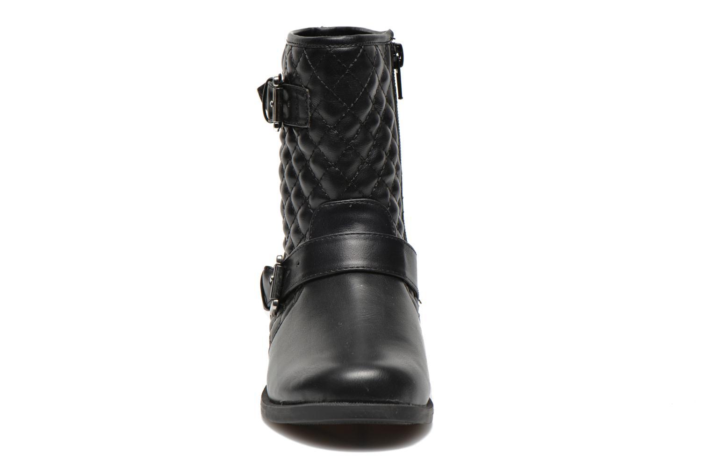 Bottes Bopy Chaida Noir vue portées chaussures