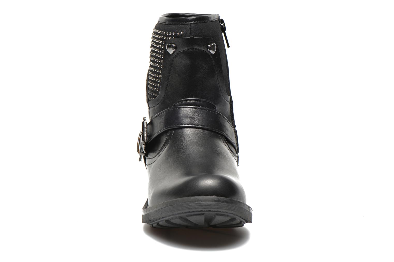 Bottes Bopy Iplay Noir vue portées chaussures