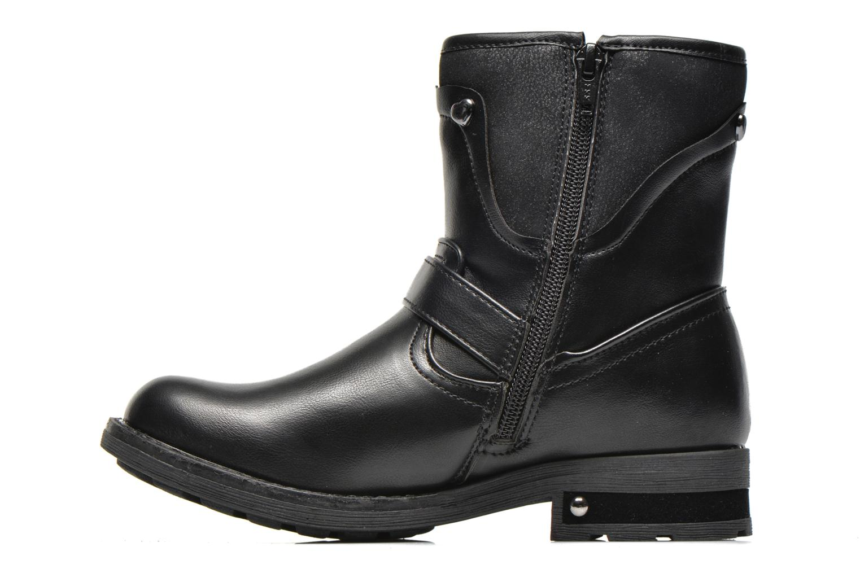 Stiefel Bopy Iplay schwarz ansicht von vorne