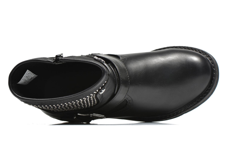 Stiefel Bopy Iplay schwarz ansicht von links