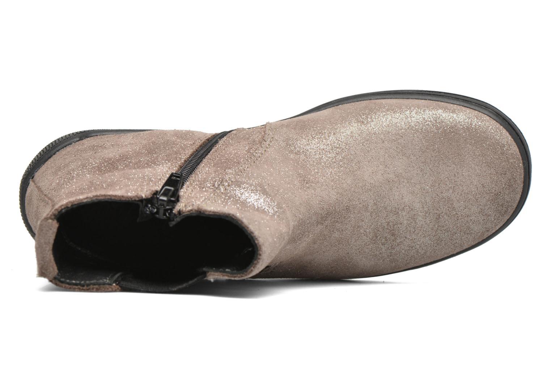 Stiefeletten & Boots Bopy Snif beige ansicht von links