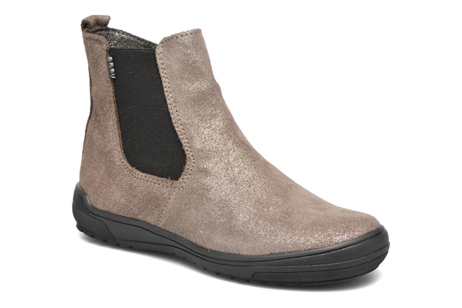 Ankle boots Bopy Snif Beige detailed view/ Pair view