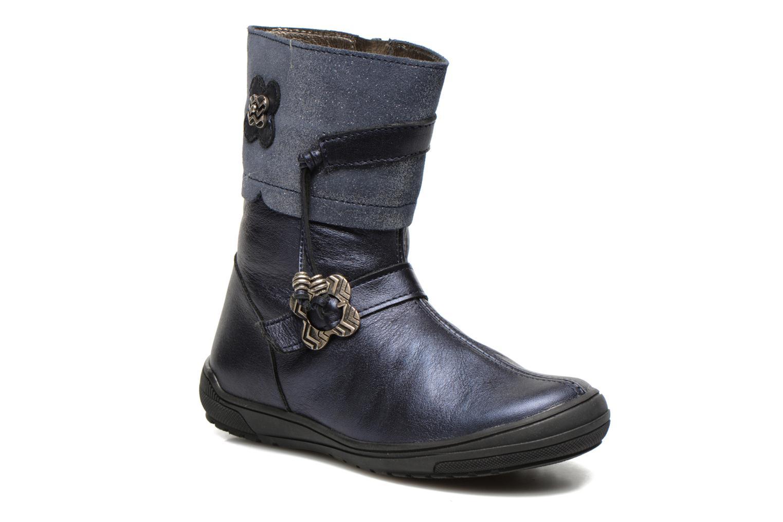 Stiefel Bopy Souris blau detaillierte ansicht/modell