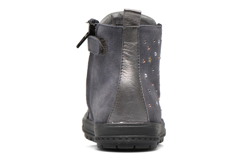 Bottines et boots Acebo's Emma Gris vue droite