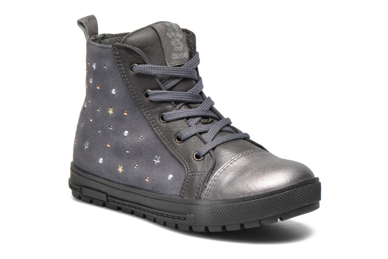 Bottines et boots Acebo's Emma Gris vue détail/paire