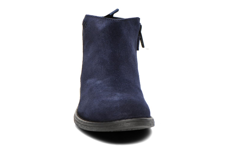 Bottines et boots Acebo's Olivia Bleu vue portées chaussures