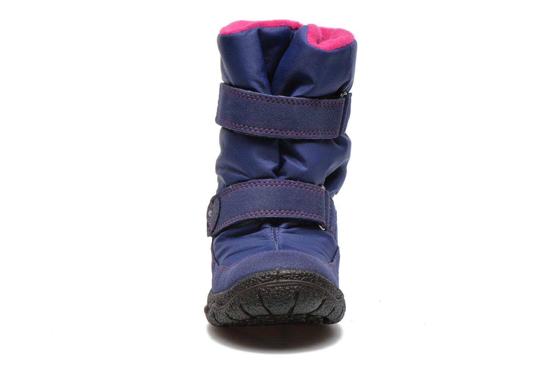 Bottes Superfit Fairy1 GTX Bleu vue portées chaussures