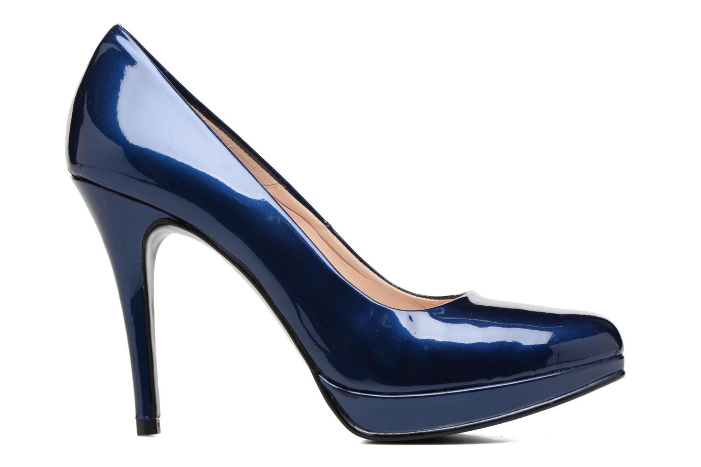 Zapatos de tacón Anna Volodia Copla Azul vistra trasera