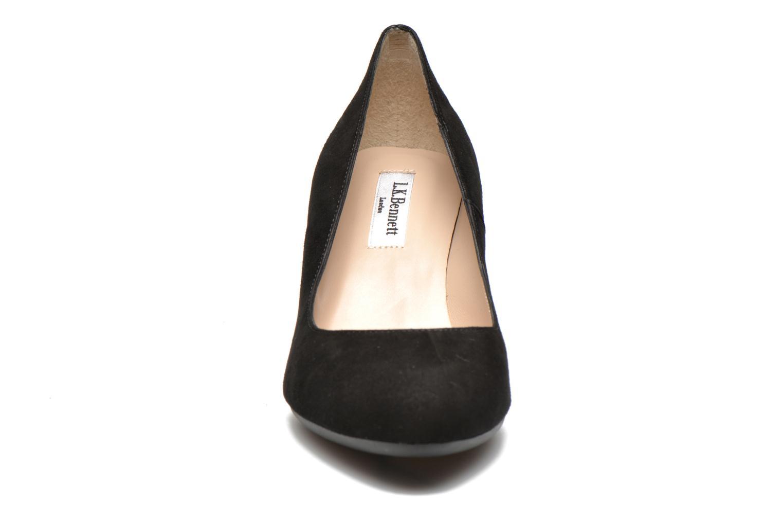 Escarpins L.K. Bennett Sersha Noir vue portées chaussures