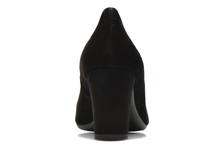 Sersha Black Suede