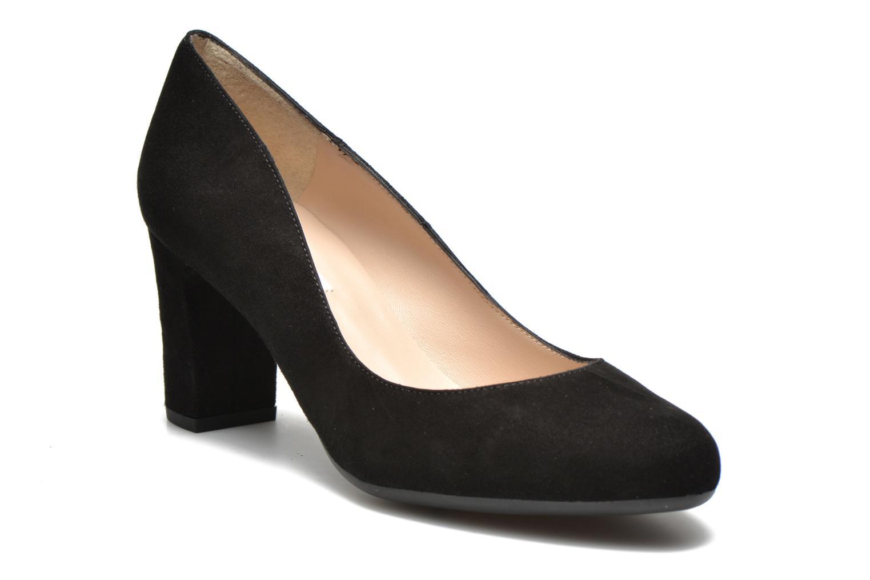 Marques Chaussure luxe femme L.K. Bennett femme Sersha Black Suede