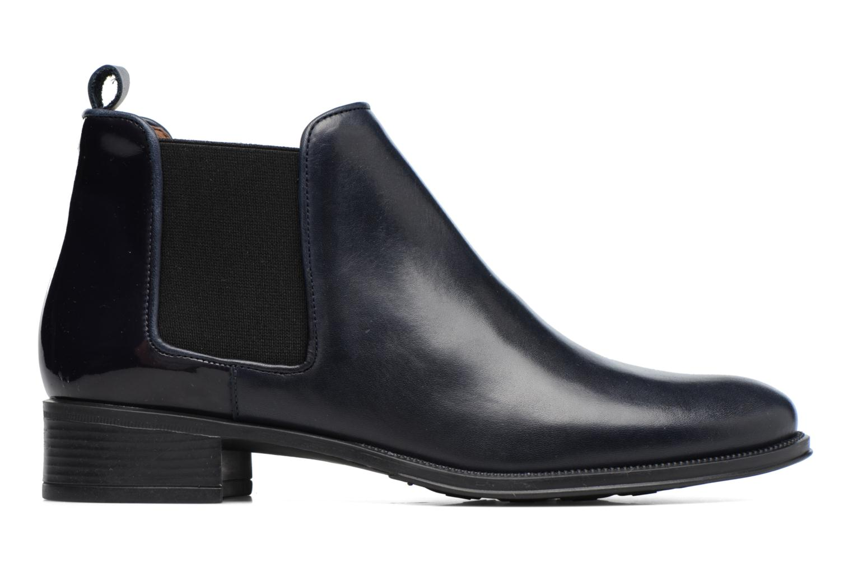 Bottines et boots Made by SARENZA Busy Girl Bottines Plates #4 Bleu vue détail/paire