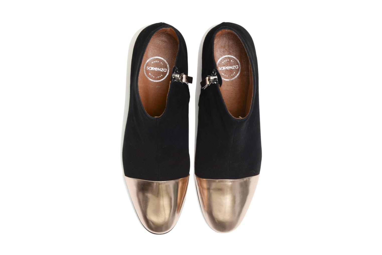 Bottines et boots Made by SARENZA Donut hut #7 Noir vue portées chaussures