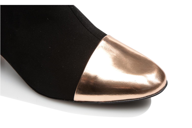 Bottines et boots Made by SARENZA Donut hut #7 Noir vue gauche