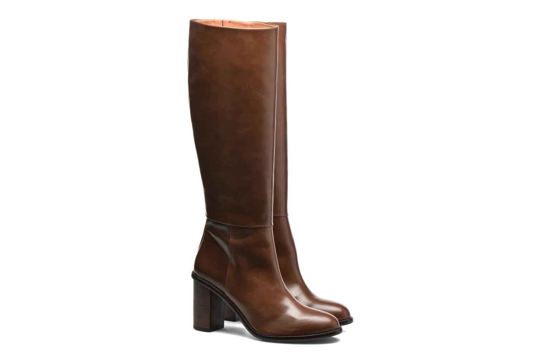 Boots & wellies Made by SARENZA See Ya Topanga #12 Brown back view