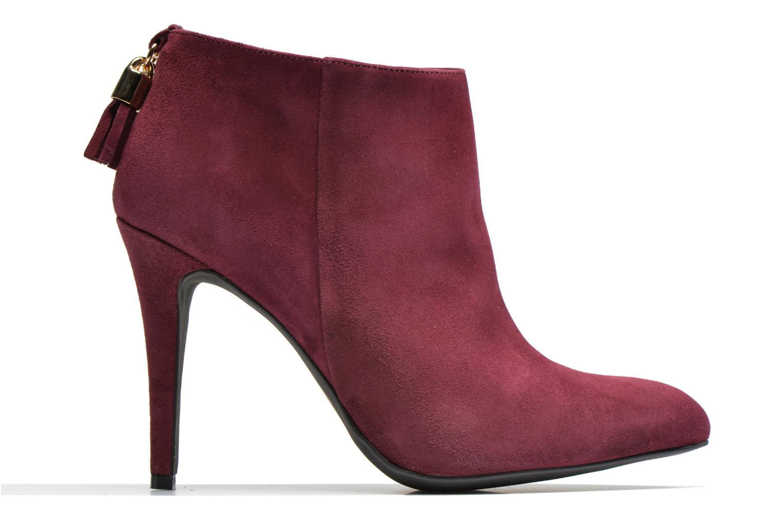 Bottines et boots Made by SARENZA Smoking Simone #5 Bordeaux vue détail/paire