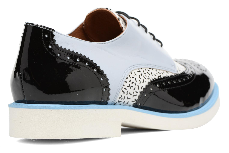 Zapatos con cordones Made by SARENZA Busy Girl Chaussures à Lacets #3 Multicolor vista de frente