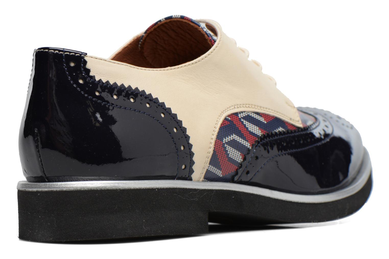 Zapatos con cordones Made by SARENZA Partygloo #3 Multicolor vista de frente