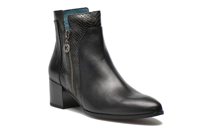 Grandes descuentos últimos zapatos Karston Hefiji (Negro) - Botines  Descuento