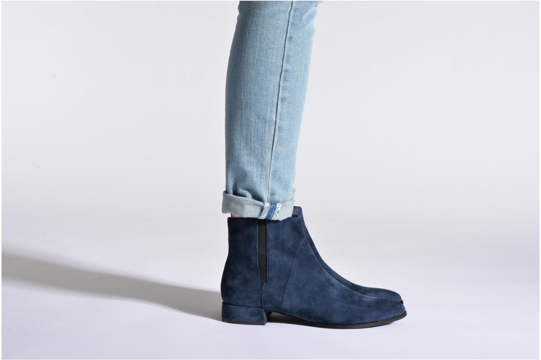 Stiefeletten & Boots Karston Penji schwarz ansicht von unten / tasche getragen